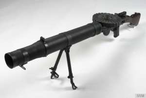 Lewis Gun 2nd Issue